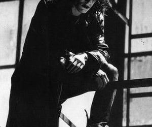 brandon lee, horror, and movie image