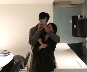 couple, Relationship, and korean image