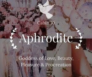 aphrodite, greek gods, and mitologia image