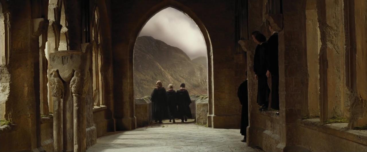 academia, aesthetic, and hogwarts image