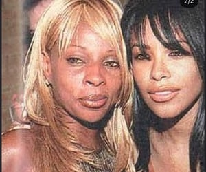 aaliyah and mary j blige image