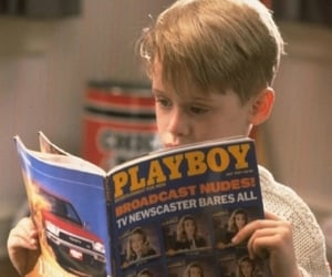 90s, Playboy, and movie image
