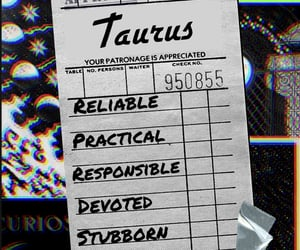 astrology, taurus, and astro image