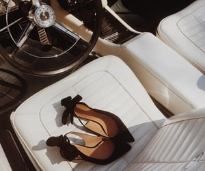 car, shoes, and vintage image