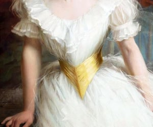 art, details, and lady image