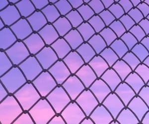 aesthetic, purple, and nature image