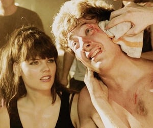boxing, jeremy allen white, and emma greenwell image