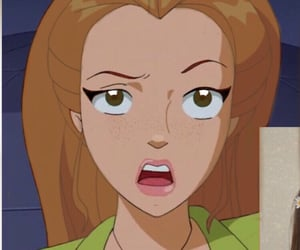 totally spies, cartoon, and Sam image