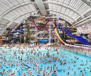 Alberta, canada, and west edmonton mall image