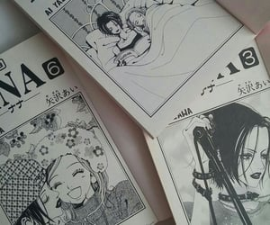 aesthetic, manga, and anime image