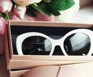 belleza, gafas, and moda image