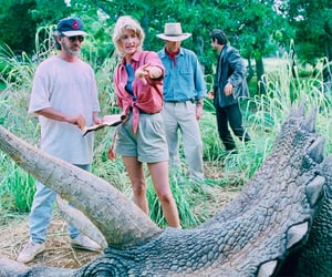behind the scenes, behind-the-scenes, and Jurassic Park image