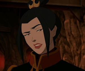 avatar the last airbender and azula image