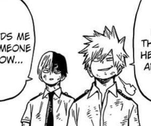 manga and boku no hero academia image
