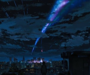 aesthetic, anime illustration, and anime image