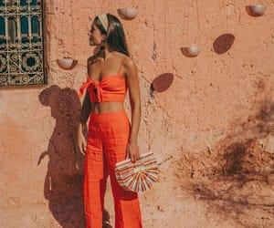 bag, ideas, and orange image