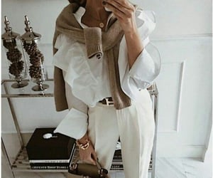 beige, fashion, and heart it image