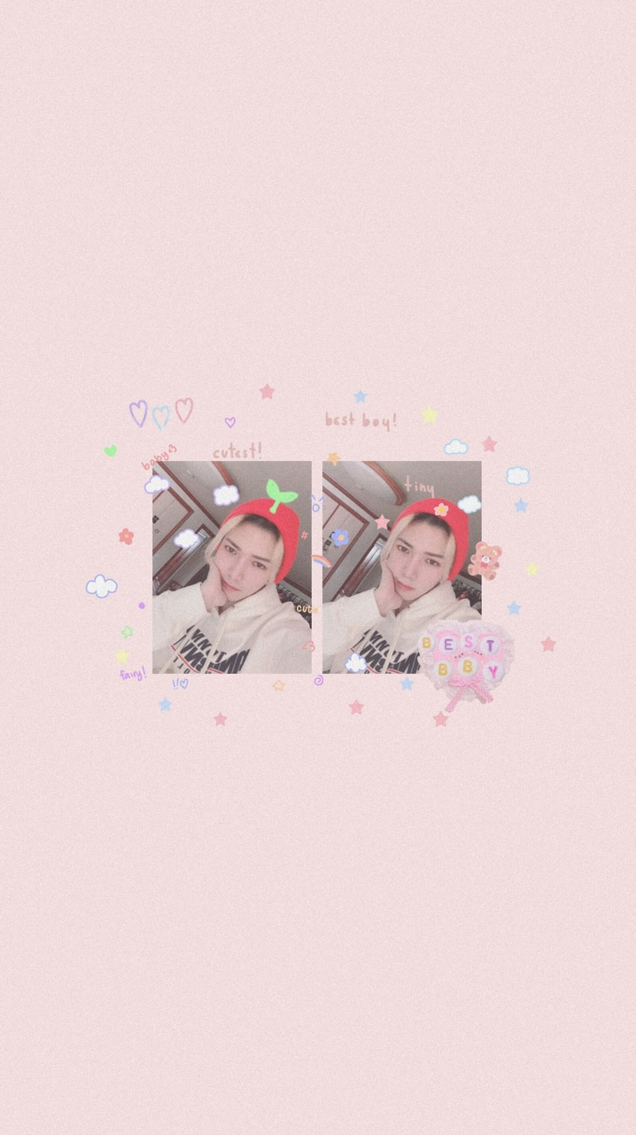 Ateez Soft Wallpaper Edits Shared By 和 On We Heart It