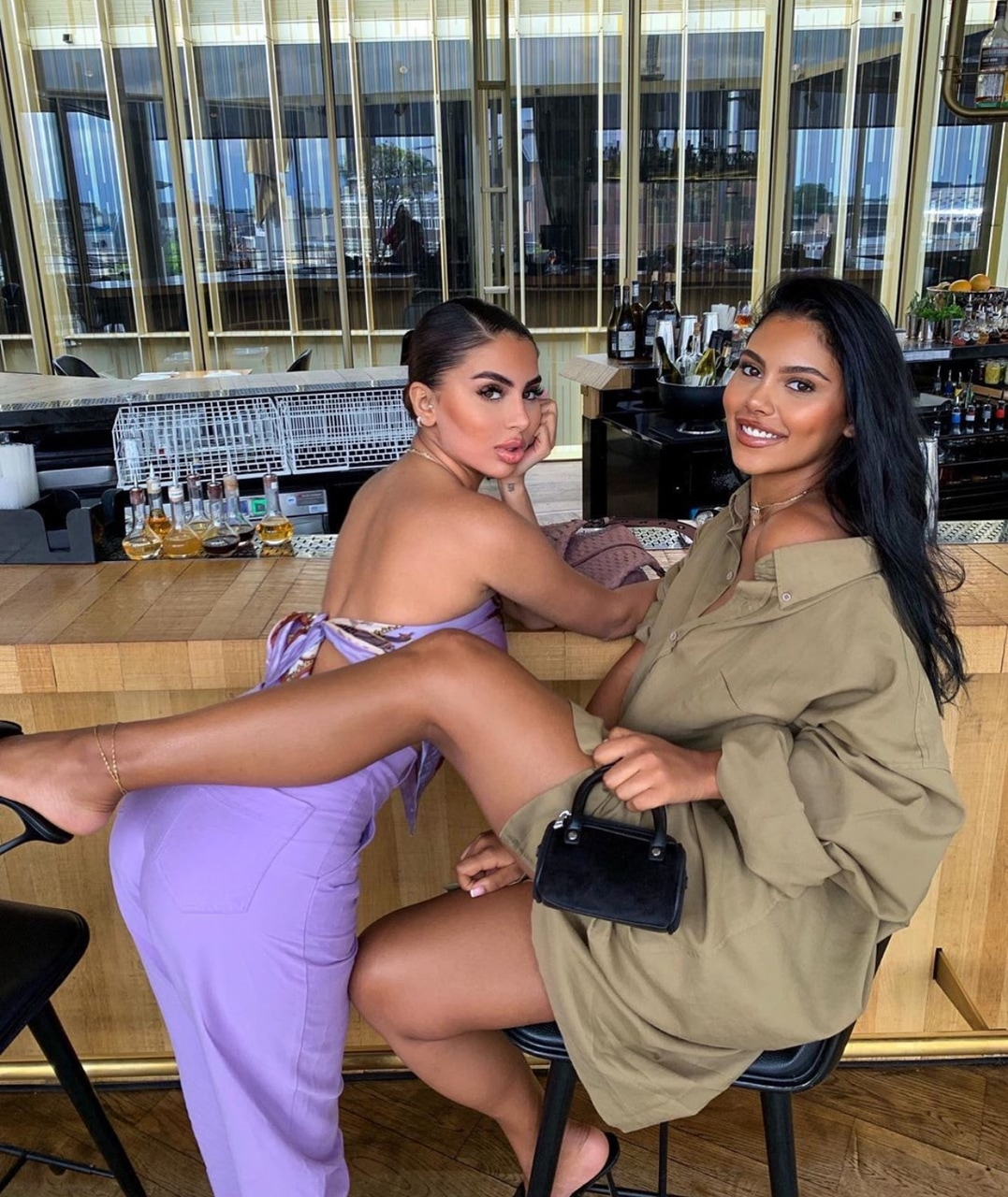 friendship, fashion, and goals image