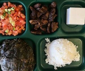 Oahu, hawaii, and hawaiian food image