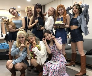 k-pop, twice, and more and more image