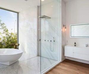 bathroom, design, and grunge image