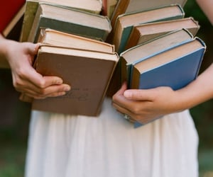 books, livres, and amour image
