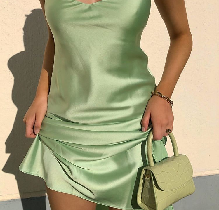 green, fashion, and style image