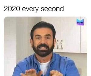 2020, meme, and pandemic image