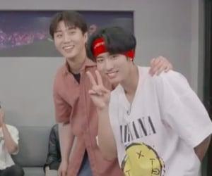 jisung, youngk, and han image