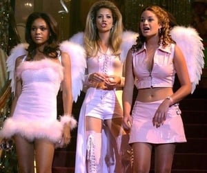 Angel Wings, fashion, and faux fur image