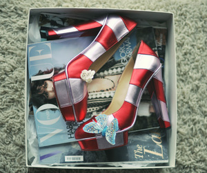 shoes, fashion, and vogue image