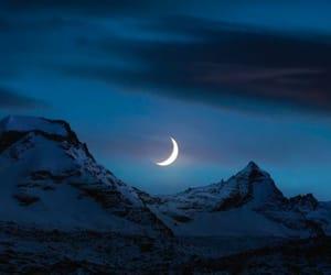 crescent moon image