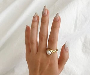 aesthetic, chic, and hand image