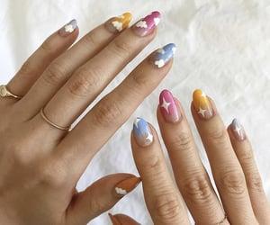 hand, nail, and nail art image