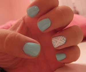 beaut, nails, and nailart image