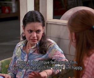 that 70s show, donna, and Mila Kunis image