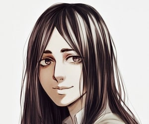 snk, pieck finger, and best girlll image