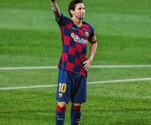goats, fc barcelona, and messi image
