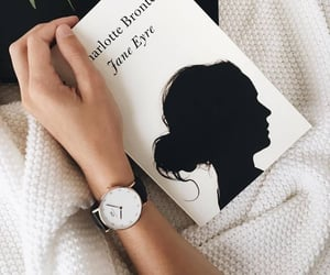 book, reading, and white aesthetic image