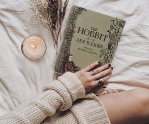 autumn, book, and white image