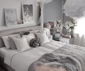 home, bedroom, and home decor image