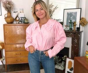 pink, shirt, and parysatis image