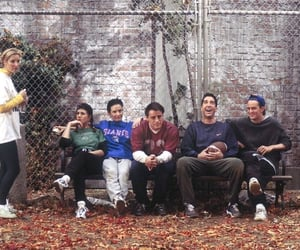 chandler, F.R.I.E.N.D.S., and friends image