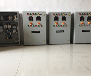 control panels, distribution boards, and apfc panels image