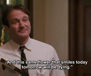 broken, dead poets society, and flower image