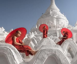 myanmar, photography, and travel image