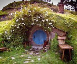 house, nature, and cottagecore image
