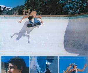 skateboarding, theme pics, and dexter navy image