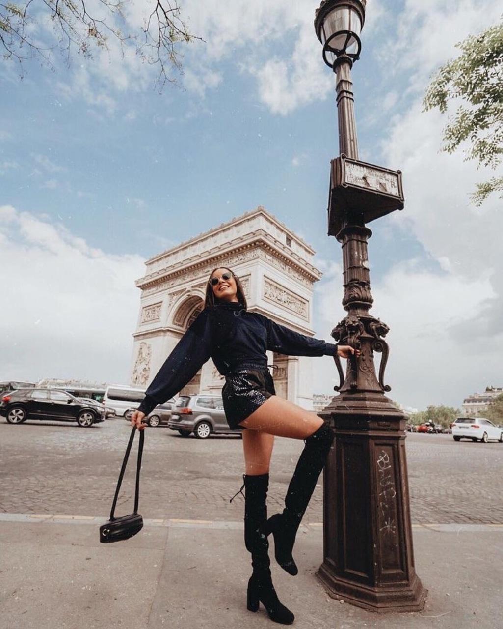 france, paris fashion, and girl image